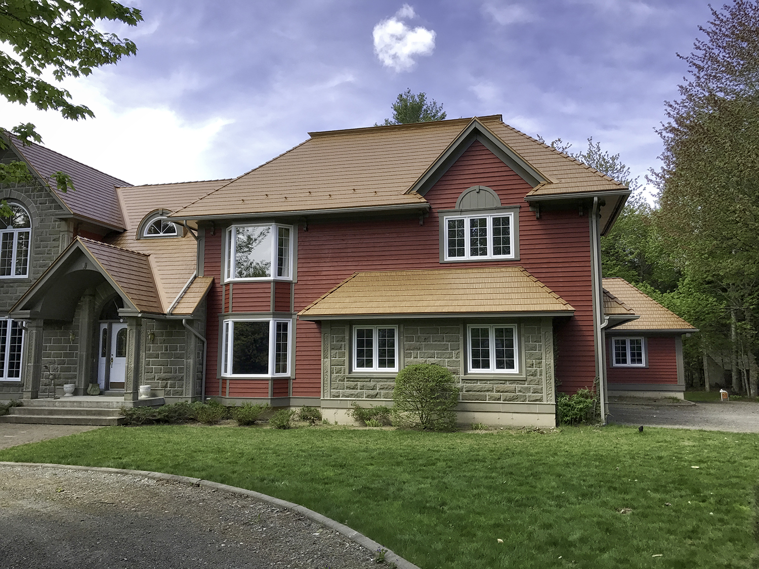 NBMP-16-033-Hanwell-NB-Canada-Aged-Copper-Interlock-Cedar-Shingle-Roof-06