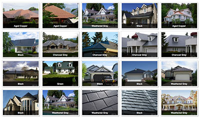 Interlock Roofing Photos