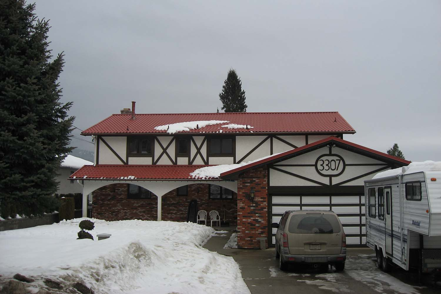 tile red metal mediterranean tile roof kelowna