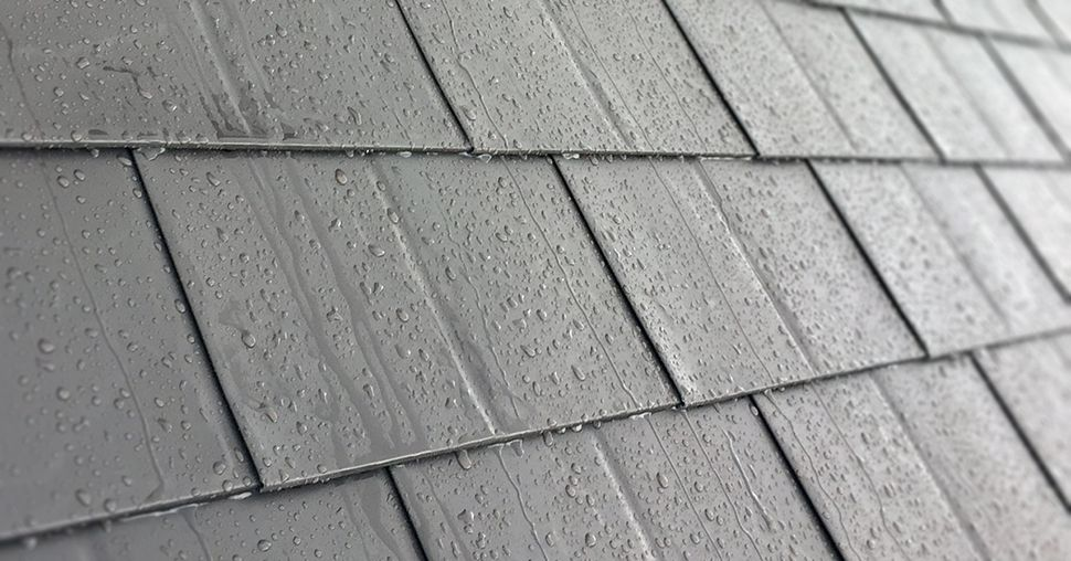 4 Way Interlocking Roof Design