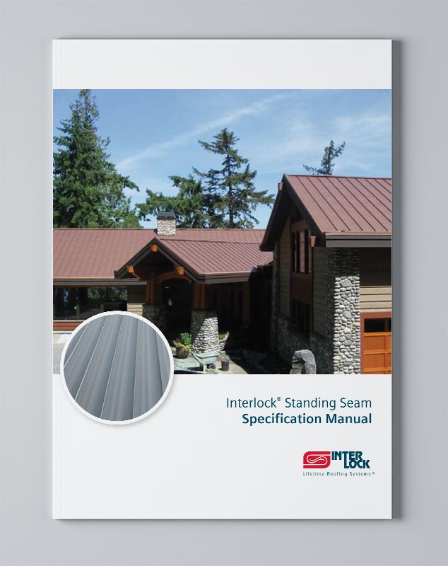 Specification Manual Standing Seam Roof