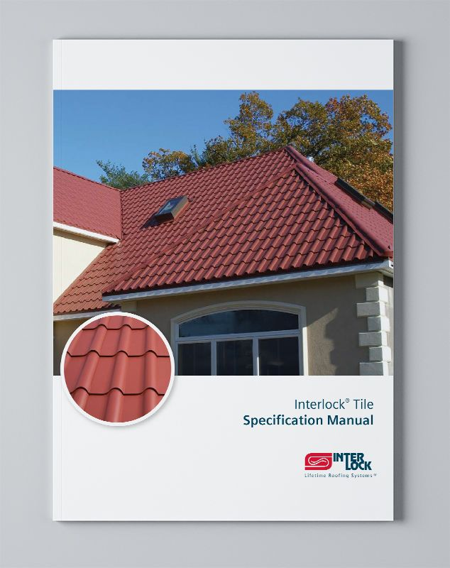 Specification Manual Tile Roof